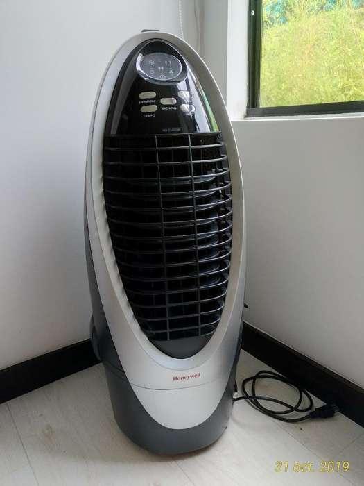 Ventilador Enfriador de Aire Humificador