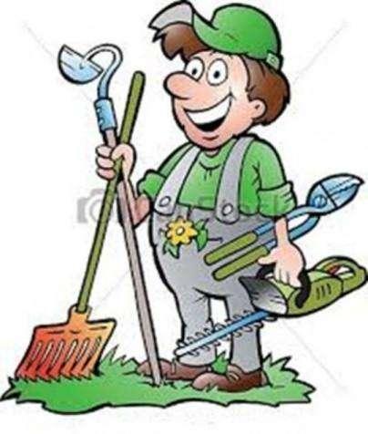Jardinero mantenimiento Fumigaciones