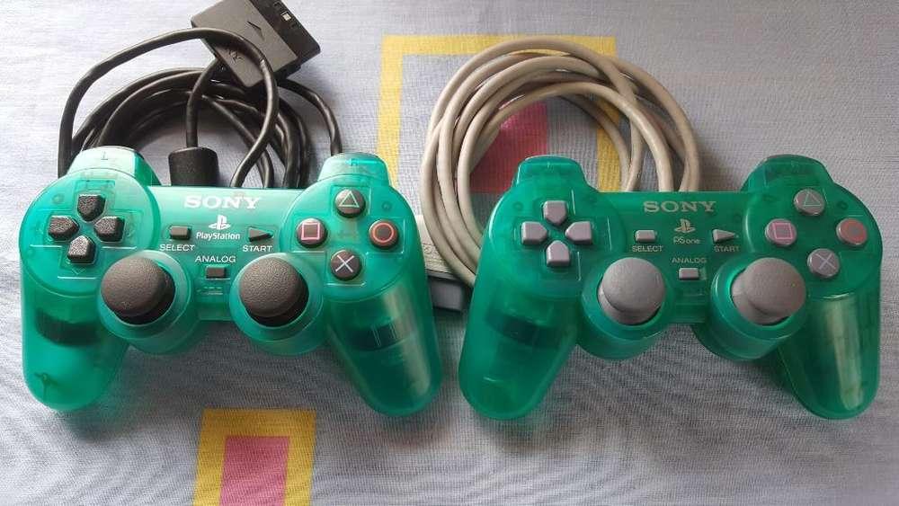 Controles Y Memorias para Play 2 Ps2