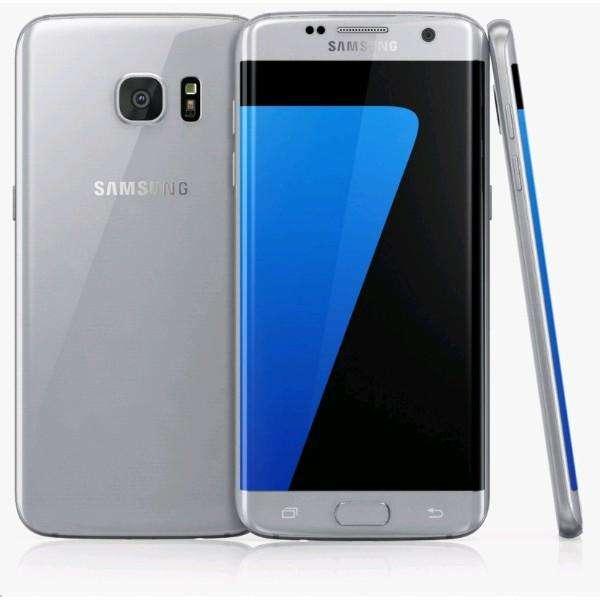 Samsung Galaxy S7 Edge 32gb 5.5 12mp Lte Dual Sim Silver