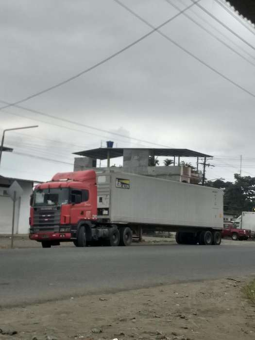 Tracto Camion Scania R420 Año 2007 Cel.