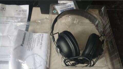 Auricular Panasonic Rp-htx80d Nuevos permuto por celular