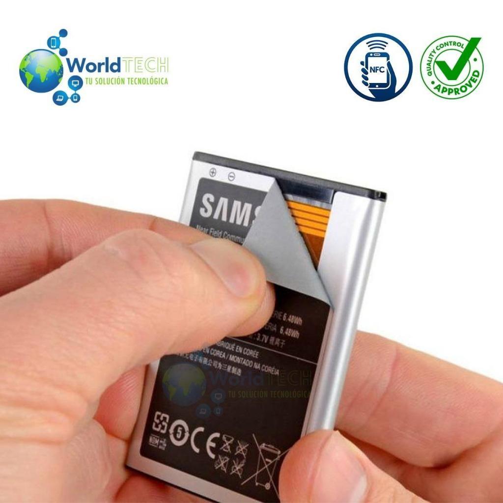 Bateria Samsung J7 J700 Nfc Original Certificada Garantiza