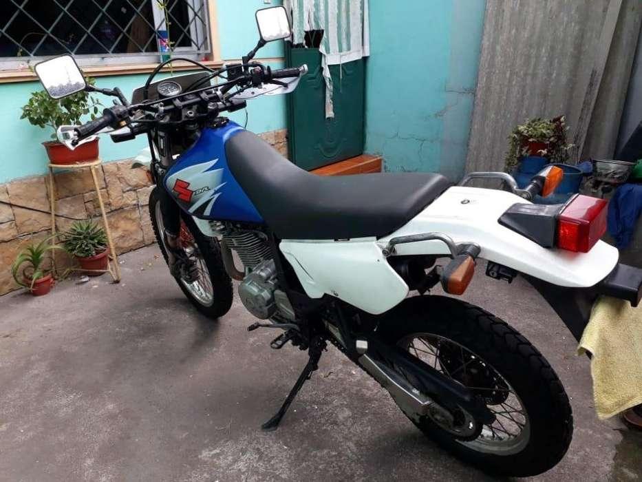 Suzuki DR 650 Enduro