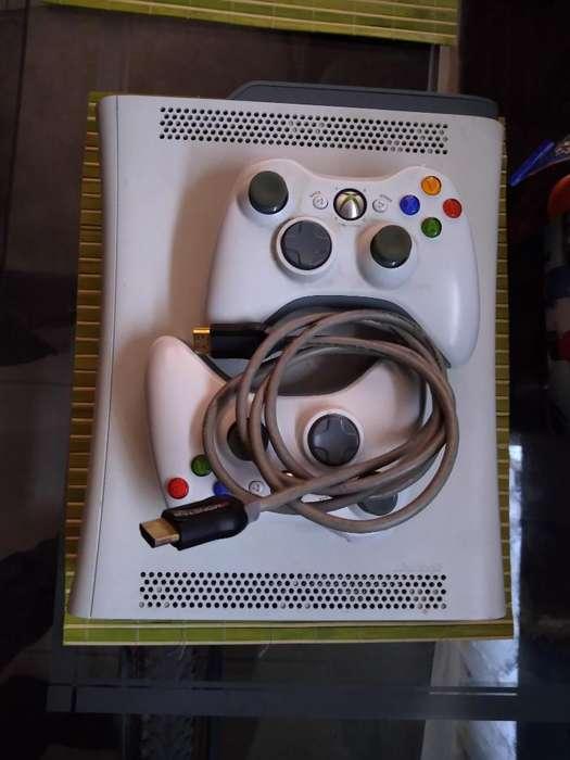 Xbox 360 Arcade 2 Controles
