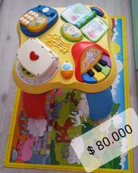 Mesa didáctica Fisher Price