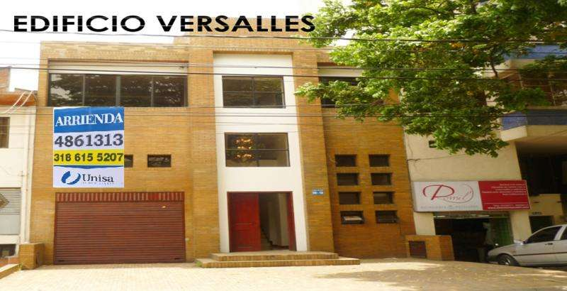 Edificio En Arriendo En Cali Versalles Cod. ABUNI9702