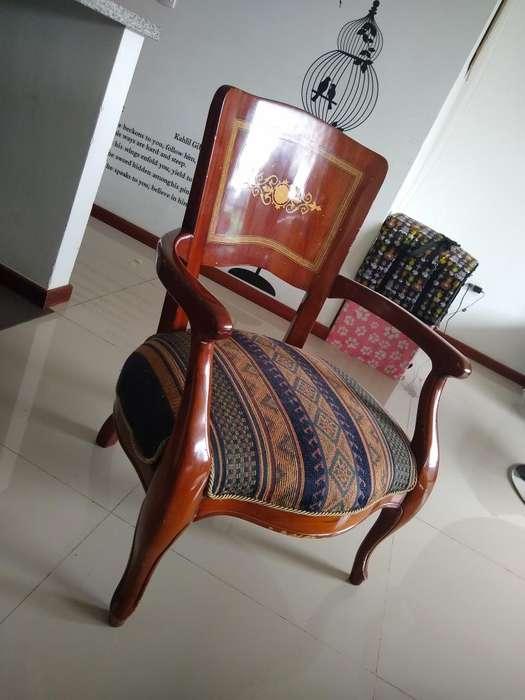 Vendo <strong>silla</strong> Luis Xv