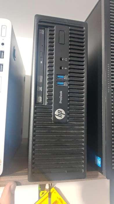 Cpu Core I5 Hp 6gb Ssd