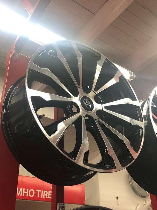 Rines de Lujo Rin 20 para Toyota