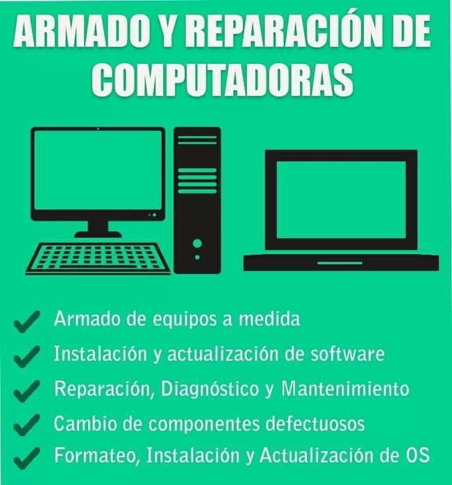 Armado Y Reparación de Computadoras