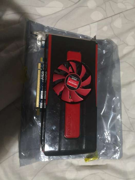 Tarjeta de Video Amd Radeon 7770 2gb
