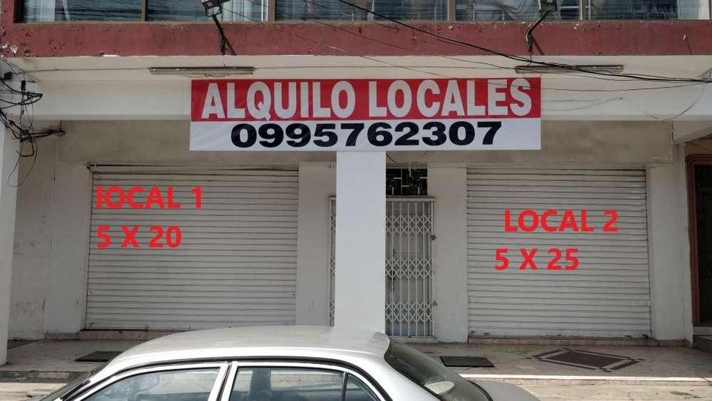Locales En Centro De La Libertad