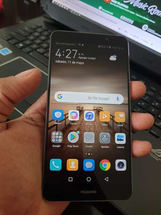 Huawei Mate 9 Como Nueva Endocambio