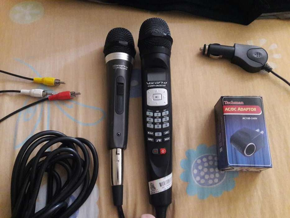 <strong>karaoke</strong> Micro Pro