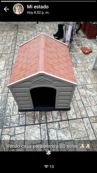 Casa de Perro Armable