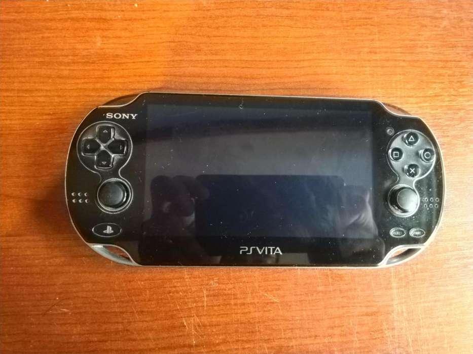 Consola PSVITA memoria 8GB