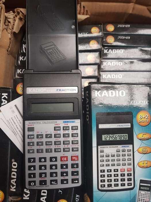 Vendo <strong>calculadora</strong>s Kadio Nuevas