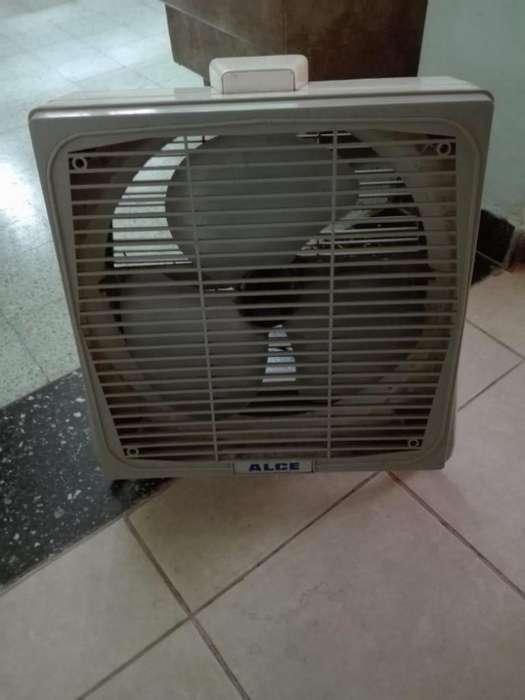 <strong>ventilador</strong> Alce