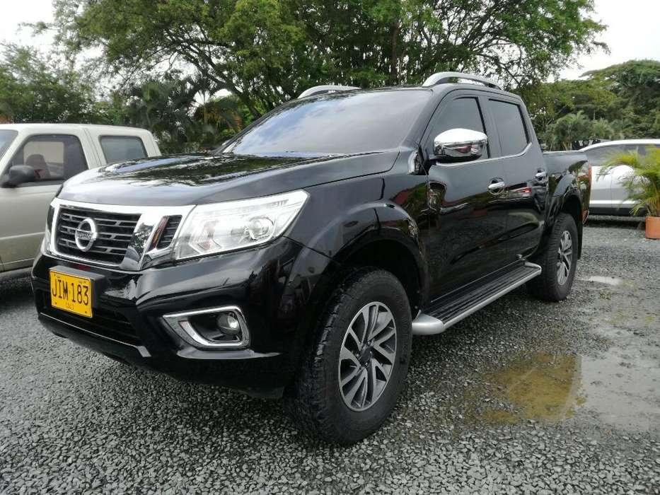 Nissan Frontier 2017 - 60000 km