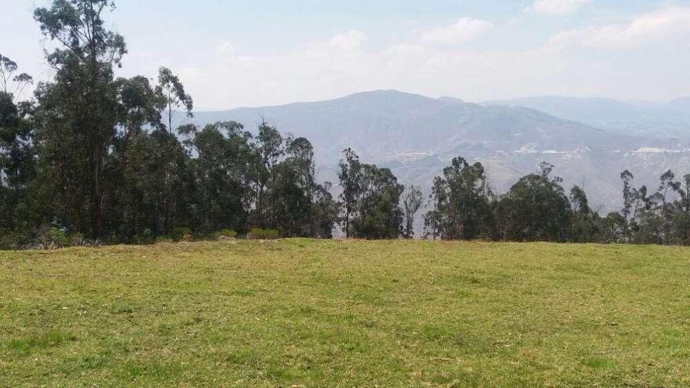 Terreno en Venta, Sector Vía Loja, a una hora de Cuenca