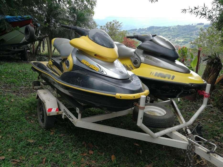 Jet Ski Seadoo Xp 1000 moto de Agua