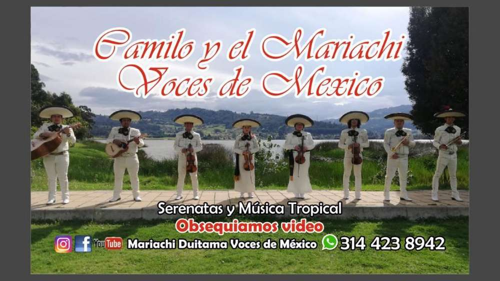 Mariachi Voces de México Duitama