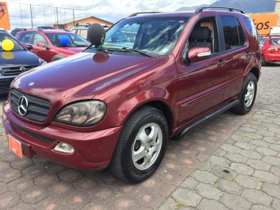 Mercedes-Benz ML 2002 - 191000 km