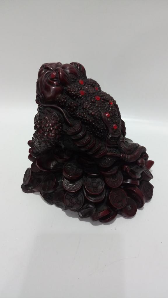Rana China Chan Chu Dinero Grande Marmol