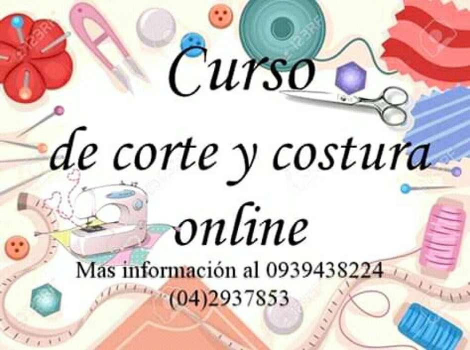 Curso de Corte Y <strong>costura</strong> Online