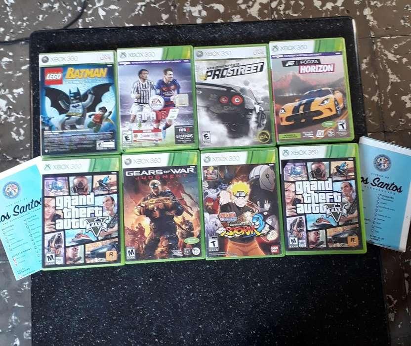 Juegos para Xbox 360 Originales