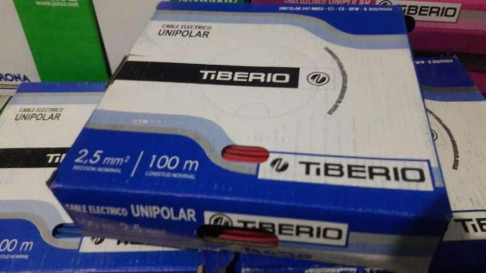 Rollo de Cable 2.5mm Tiberio