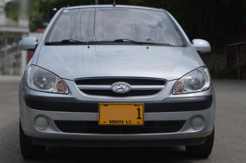 Hyundai Getz  2009 - 91200 km