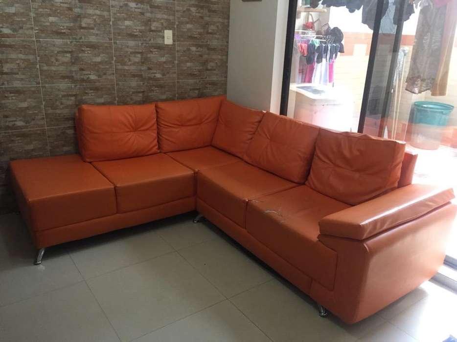 Sofa en L DE 1,90 MT