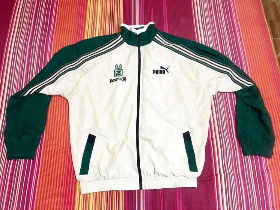 Chaqueta Original Atlético Nacional 1997