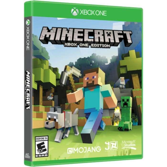 Vendo Juego Minecraft Xbox One. en Caja