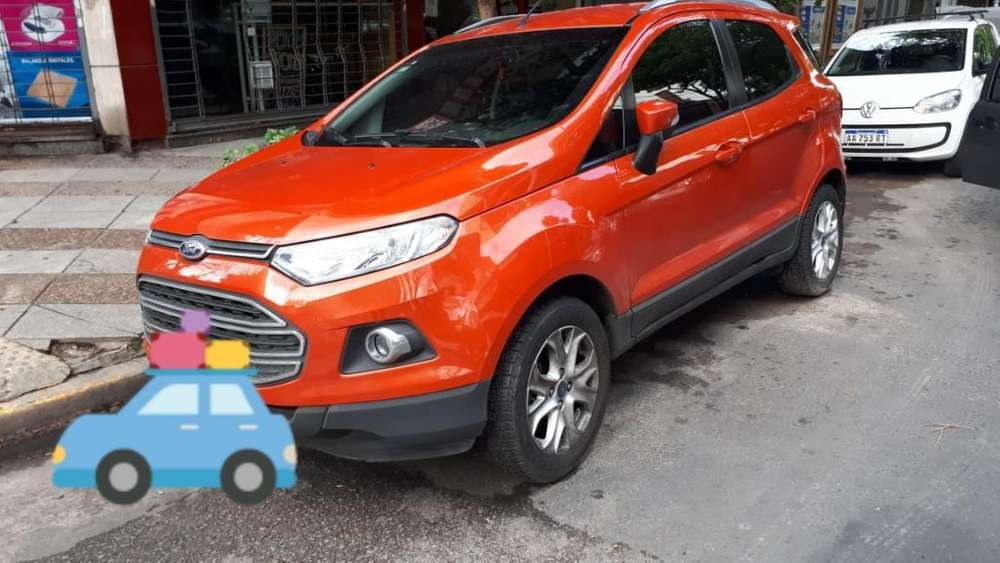 Ford Ecosport 2013 - 126000 km