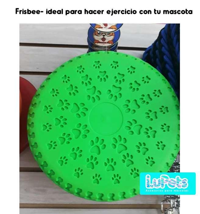 frisbee para <strong>perro</strong>s, mascota-caucho