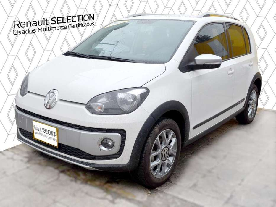 Volkswagen Cross Up 2017 - 9900 km