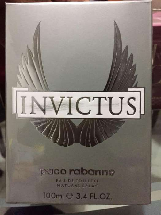 INVICTUS 100 ML ORIGINAL GARANTIZADA