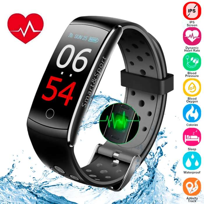 Smartwatch Pulsera Inteligente Q8s Envio Contraentrega