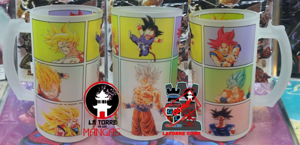 CHOP DRAGON BALL (GOKU) [AREQUIPA LATORRE CORP.]