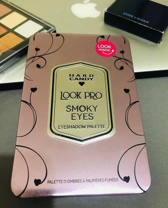 Hard Candy Look Pro Smokey Eyes Maquillaje Paleta Sombra