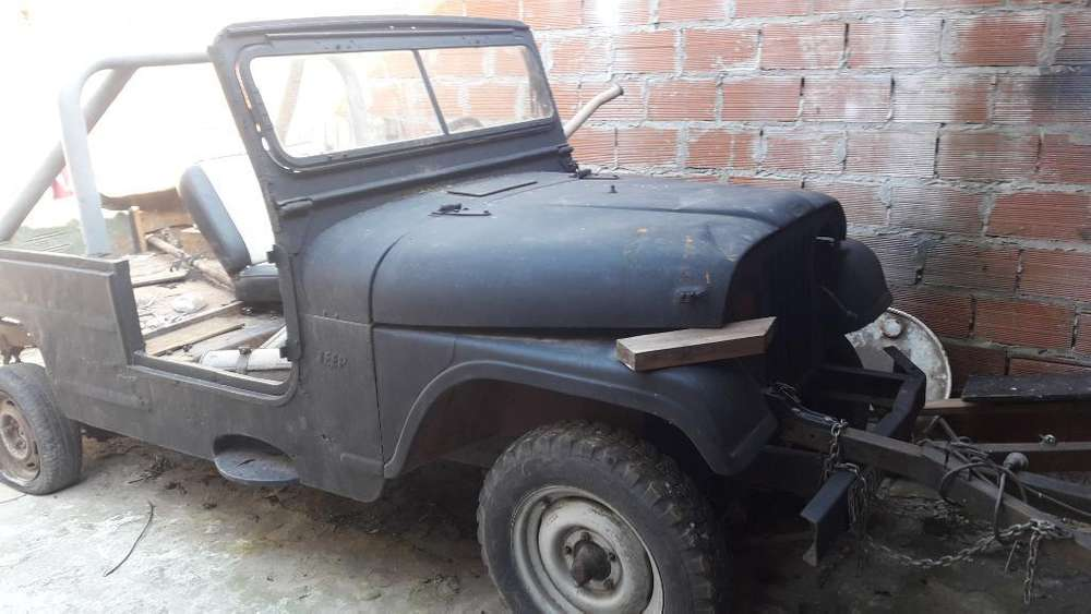 <strong>jeep</strong> Mod.61 P/respuesto Mec.ford S/papel