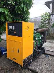 Generador Jhon Deere Leroy Somer