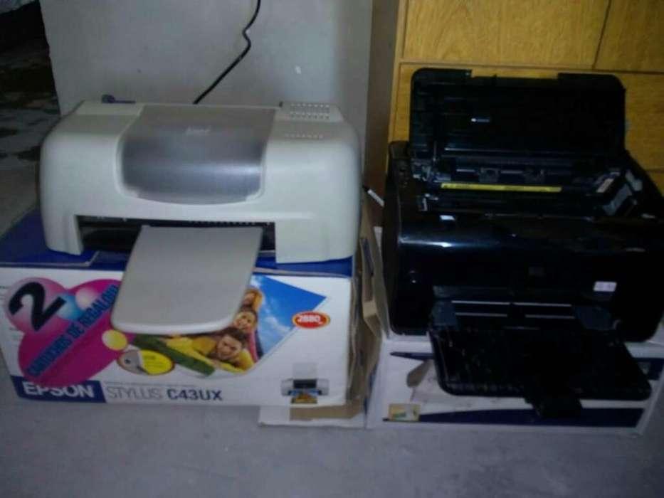 Vendo Impresoras Funcionando Perfecto!