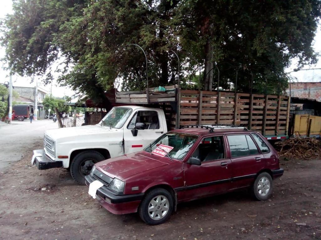 Transportes Y Acarreos