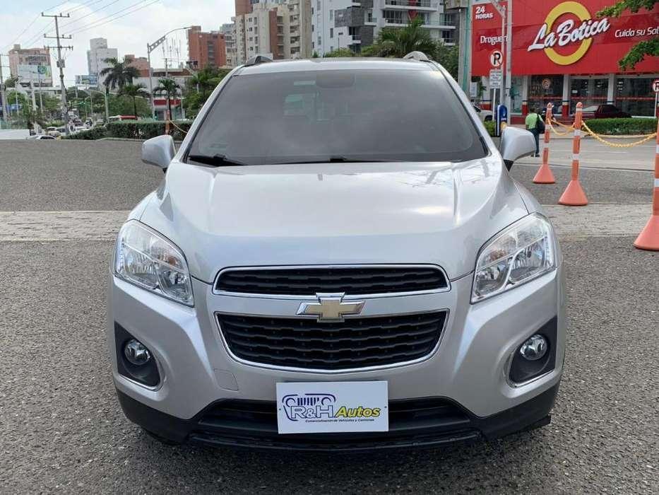 Chevrolet Tracker 2014 - 68554 km