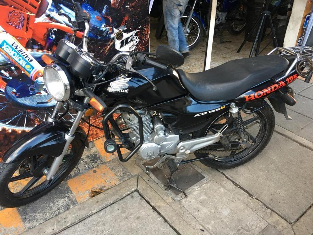 Honda Cb 125  2011  Soat Y Tecno Marzo