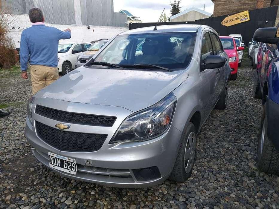 Chevrolet Agile 2013 - 55000 km
